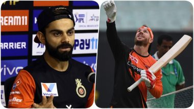 Virat Kohli Could Equal This David Warner Record During CSK vs RCB IPL 2019 Match